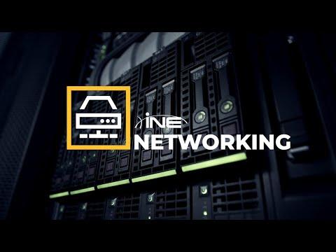 INE Networking Training - YouTube