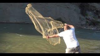Как правильно пользоваться накидкой для ловли рыбы