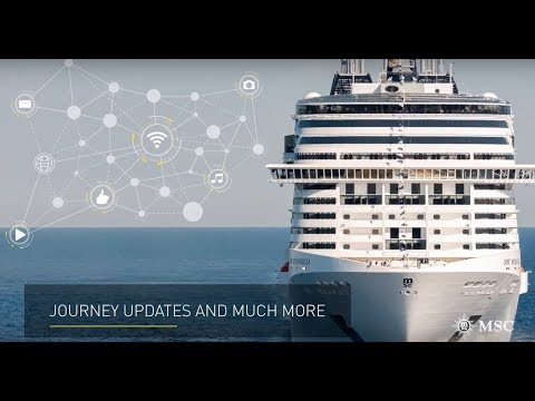 MSC Cruises - Introducing Zoe ...!