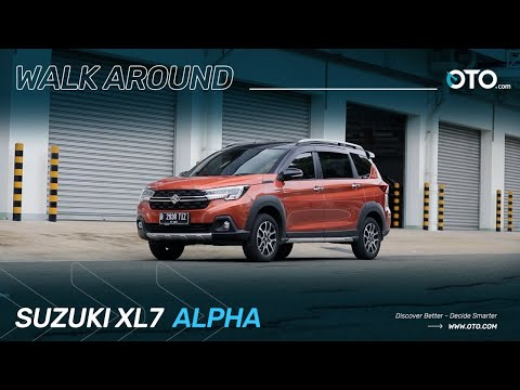Walk Around | Suzuki XL7 Alpha