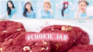 Red Velvet (レ ッ ド · ベ ル ベ ッ ト)   #CookieJar Lyrics [KANROMENG]