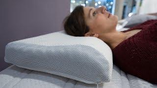 Verspannungen: Besser schlafen mit Nackenstützkissen?