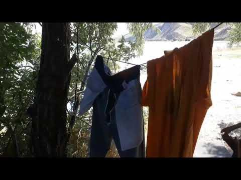 Как Правильно сушить одежду на море