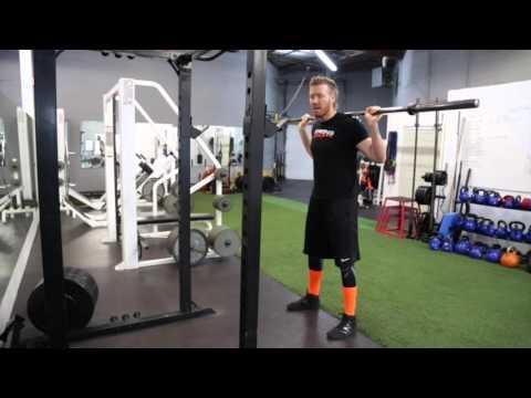 Barbell Jump Squat