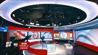 BBC World News - Trailer The World's Newsroom 40s I (2013)