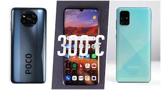 Meine Top Smartphones unter 300€ (Deutsch) - 2021   SwagTab