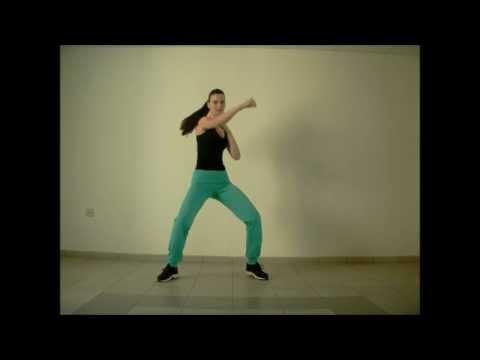 Ταε Μπο μαθήματα στο σπίτι/ Tae Bo light online γυμναστική για τους αρχάριους - MyFitCompass(gr)