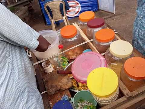 Street Food  of Odisha Mixed Puffed Rice
