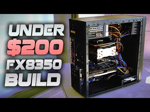 Is the FX8350 Any Good in 2018? - The $188 FX-8350 USED Gaming PC