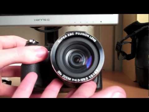 Fujifilm Finepix S4000 Review