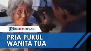 Fakta di Balik Video Viral Pria Aniaya Wanita Tua di Panti Jompo