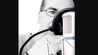 I will record a professional male voice over today,