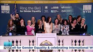 Women in ETFs Ring the NYSE Closing Bell