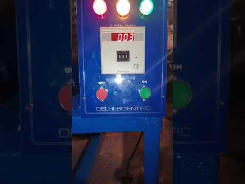 Tumbler Testing Machine Manufacturer