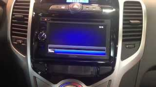 Hyundai IX20 With Kenwood Multimedia, Bluetooth And Navigation System DNX4250BT