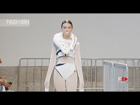 MARA FLORA - MARIA MEIRA BLOOM Portugal Fashion Spring Summer 2019 - Fashion Channel