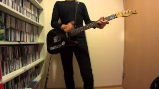 Dr.Feelgood - The More I Give, Guitar Cover