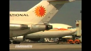 Airport PAST#8: Early Jet Age - Miami International Airport - Pt 1* Pan Am & National Airlines Era