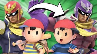 Giving EVERYONE An Echo Fighter in Smash Ultimate – Aaronitmar
