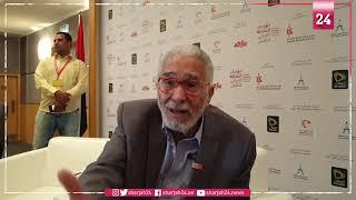 عبد الرحمن أبو زهرة يحسد الشارقة على سلطان القاسمي