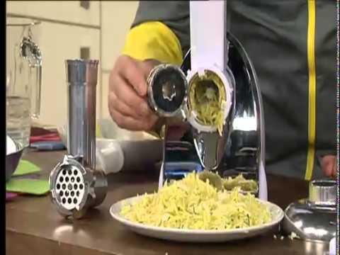 gourmetmaxx Küchenprofi 3in1 - Produktpräsentation Michael Horn