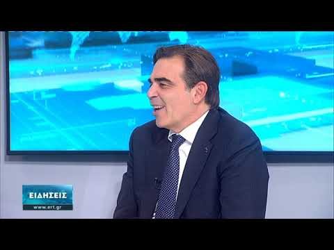 Ο αντιπρόεδρος της Ευρωπαϊκής Επιτροπής, Μαργαρίτης Σχοινάς, στην ΕΡΤ | 08/10/20 | ΕΡΤ