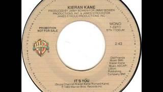 <b>Kieran Kane</b> Its You