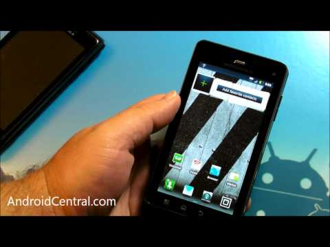 0 Motorola Milestone 3 im Hands-On-Video Motorola Motorola Milestone 3 Smartphones Technology
