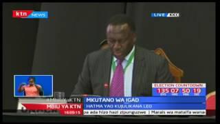 Mbiu ya KTN: Marais wakutana ukumbi wa KICC kwa mkutano wa IGAD