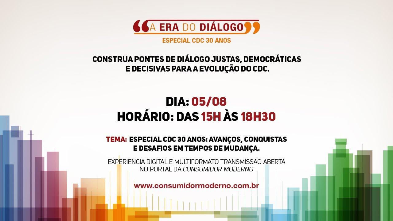 A ERA DO DIÁLOGO 2020 | PRIMEIRO DIA