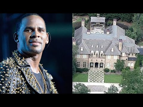 R. Kelly Gets Evicted From Both His Georgia Homes For $30k In Unpaid Rent