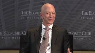Jeff Bezos, CEO and Founder, Amazon