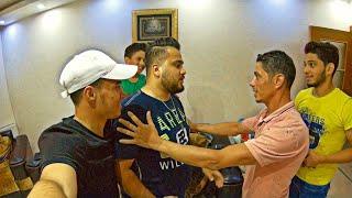 مقلب طردنا محمد جواني من بيتنا | انكسر خاطرو ياحرام💔