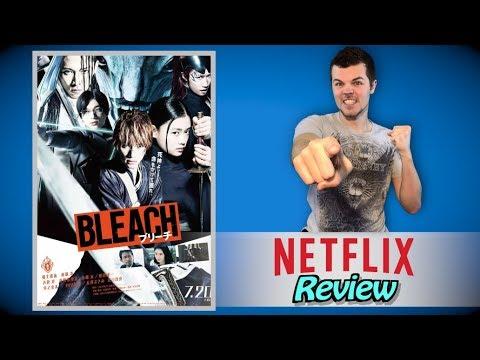 Bleach Netflix Review