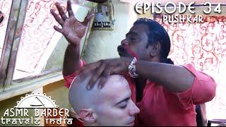 World's Greatest Head Massage 21 - Baba The Cosmic Barber - ASMR Intentional