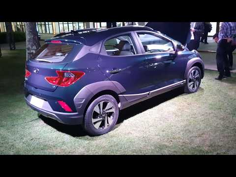 Novo Hyundai hB20X 2020 - detalhes internos e externos - www.car.blog.br