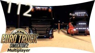 preview picture of video 'LETS PLAY: ETS 2 - MULTIPLAYER: #112 Ein Lag und ein Auffahrunfall I Euro Truck Simulator 2'
