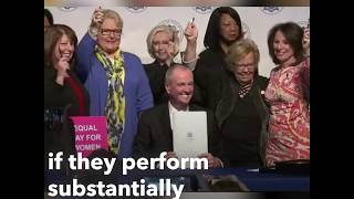 N.J. now has the strongest equal pay law in America