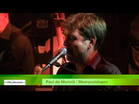 "VIDEO | 'Trip to memory lane' voor Paul de Munnik: ""Juist omdat het Dronten is"""