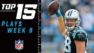 Top 15 Plays of Week 9 | NFL 2018 Highlights