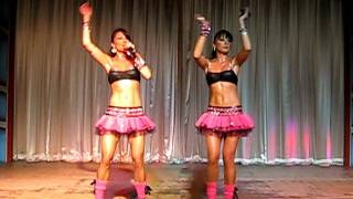 The Cheeky Girls,Aug 2011,Summer Tour