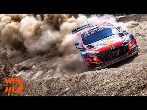 WRC 2021 ラリー・ギリシャ Day2ハイライト動画