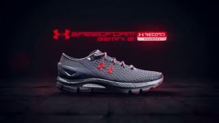 Under Armour SpeedForm Gemini 2.1 Men's Running Shoes video
