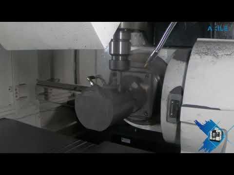 AXILE V5X - Graphite Machining