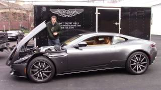 The Aston Martin DB11 Costs $250,000 - And It