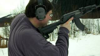AK 47 Reload In 339 Seconds