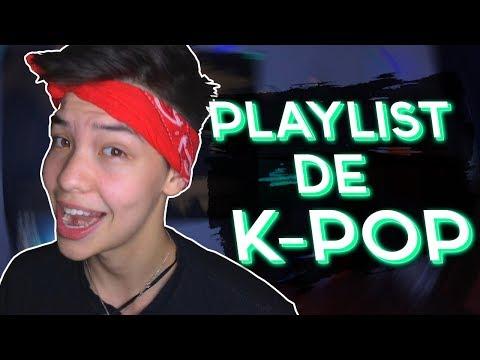 MINHA MELHOR PLAYLIST DE K-POP | Fee Hideki