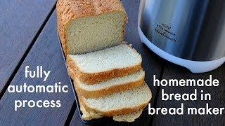 bread recipe for bread machine without bread flour