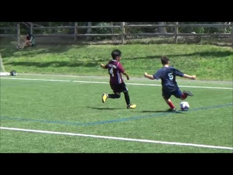 Niupis vs Toms River Futbol Pulisic June 22, 2019