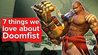 7 things we love about Doomfist (new Overwatch hero)